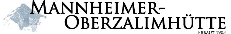 Mannheimerhütte | Oberzalimhütte